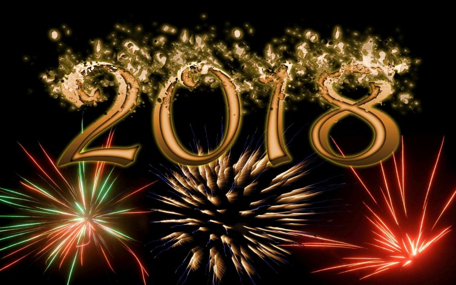 Bonne année 2018 : Demarrer l'année sans stress !