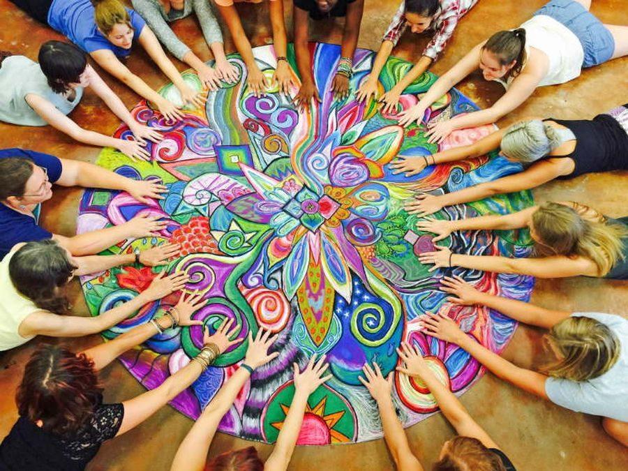 Comment traiter le stress par l'art-thérapie?