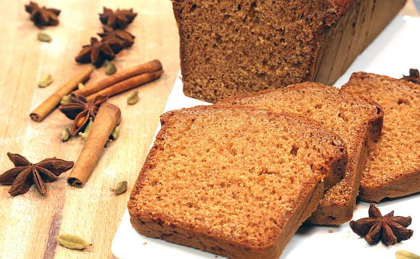 Le pain d'épices anti-stress vient d'être inventé!