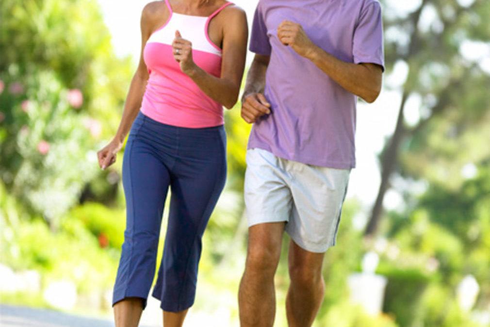 La marche à pieds est l'anti-stress idéal !