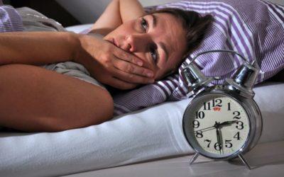 Insomnie: 5 huiles essentielles anti-stress